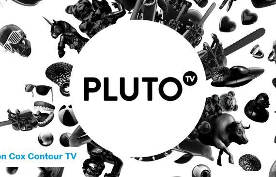 Pluto TV Coming to Cox Contour