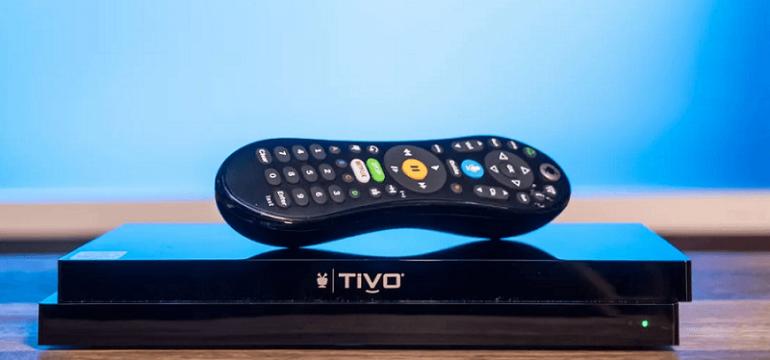 Cox TV Equipment