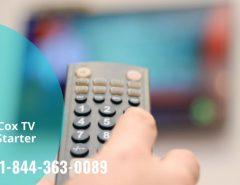 Cox TV Starter