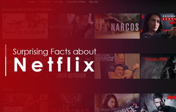 facts about netflix