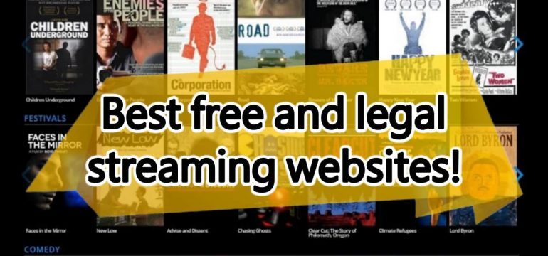 online streaming sites