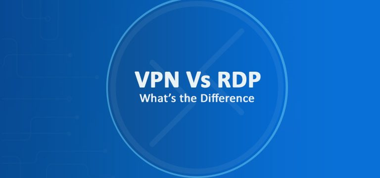 VPN vs RDP