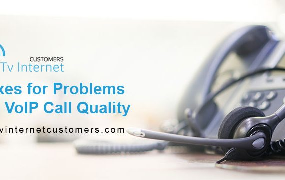 Fix Problems VoIP Call Quality