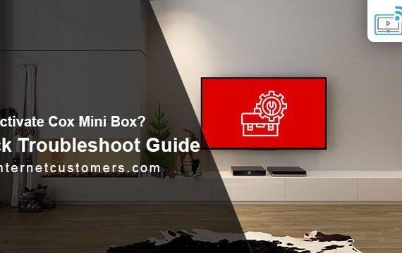 Activate Cox Mini Box
