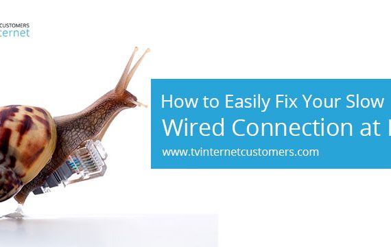 Fix Slow Wired Connection Home
