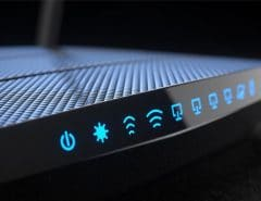 New Internet Connection
